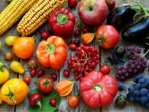 Eat colorfully
