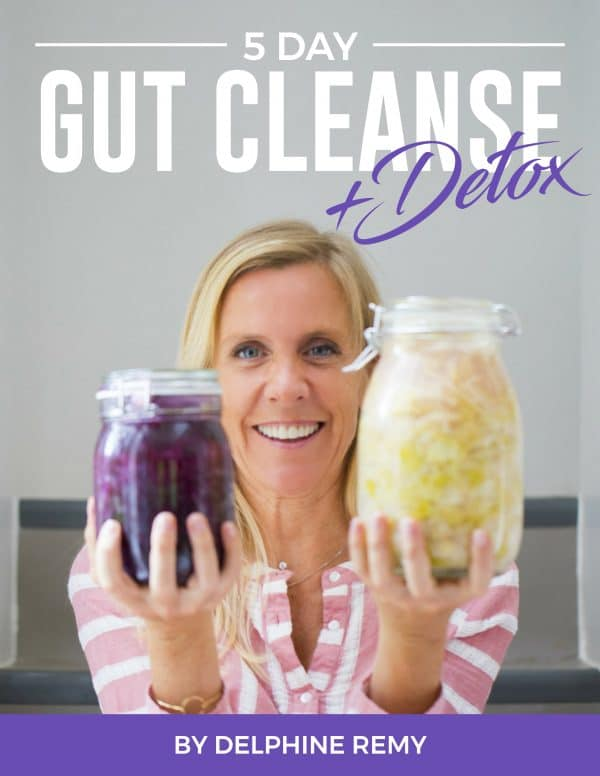 5 Day Gut Cleanse + Detox