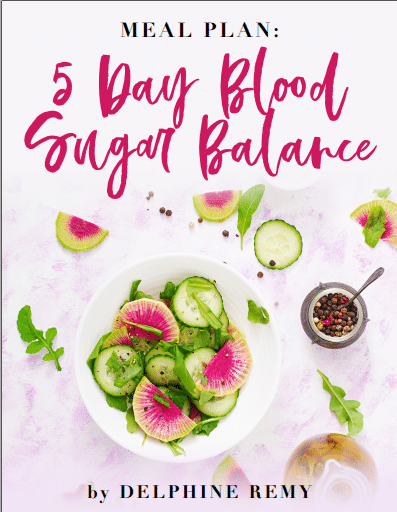 5 Days Blood Sugar Balance