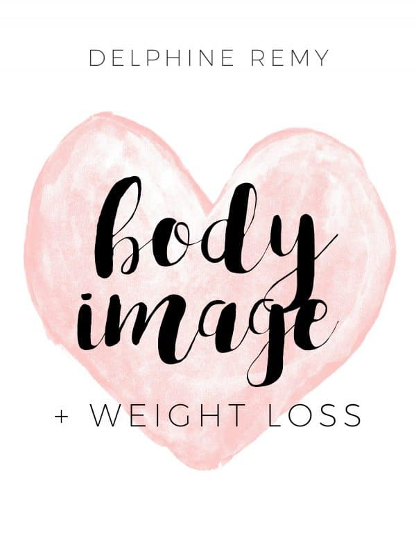 Body Image + Weight Loss