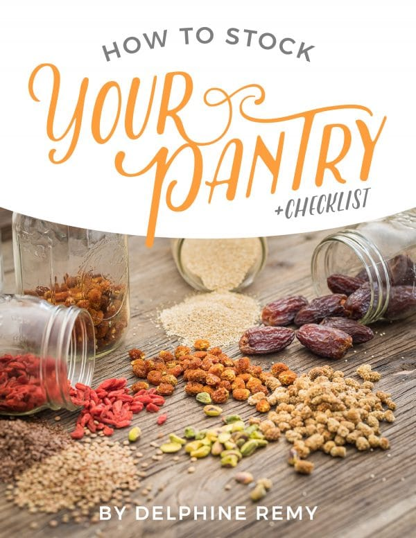 Stock Your Pantry EBook
