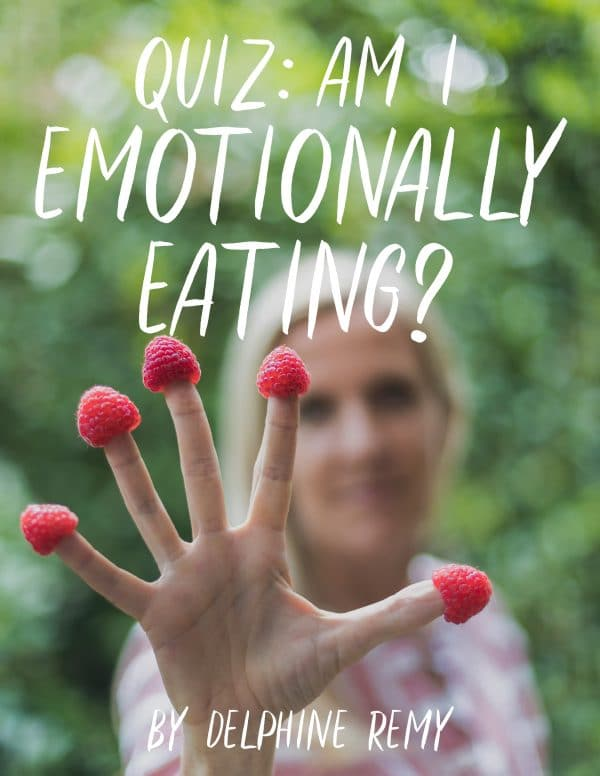 Emotionally Eating