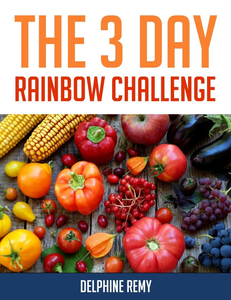 Rainbow Challenge by Delphine Remy