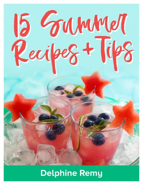 15 Summer Recipes and Tips