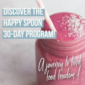 Discover the Happy Spoon program
